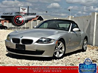 2006 BMW Z4 3.0i 3.0i   Lewisville, Texas   Castle Hills Motors in Lewisville Texas