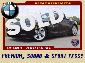 2006 BMW Z4 3.0i PREMIUM, SOUND & SPORT PKGS! Mooresville , NC