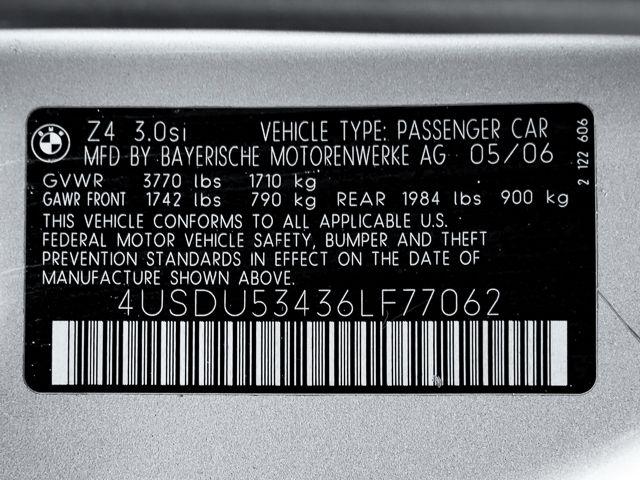 2006 BMW Z4 3.0si Burbank, CA 24
