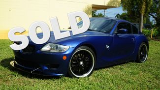 2006 BMW Z4 3.0si  in Lighthouse Point FL