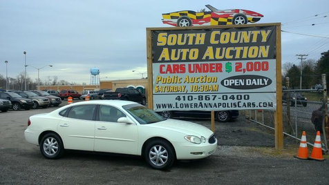 2006 Buick LaCrosse CX in Harwood, MD