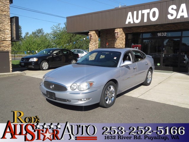 2006 Buick LaCrosse CXS The CARFAX Buy Back Guarantee that comes with this vehicle means that you