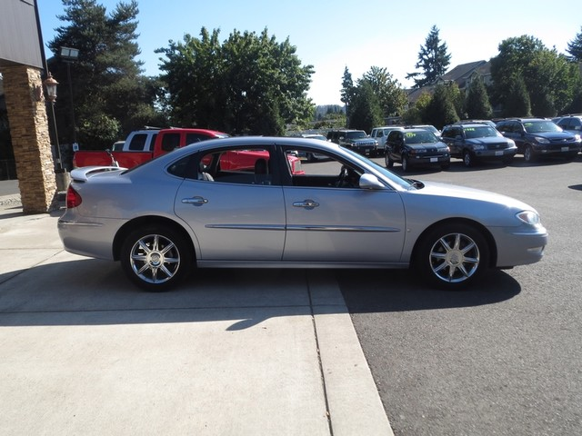 2006 buick lacrosse cxs cars and vehicles puyallup wa. Black Bedroom Furniture Sets. Home Design Ideas