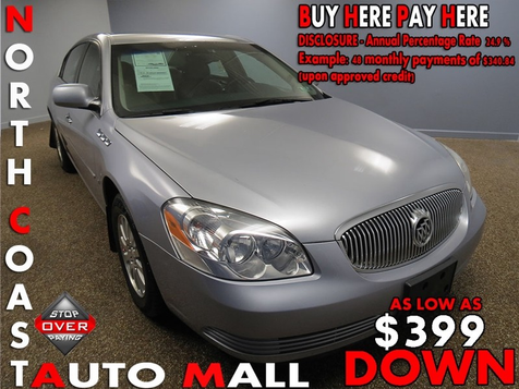 2006 Buick Lucerne CX in Bedford, Ohio