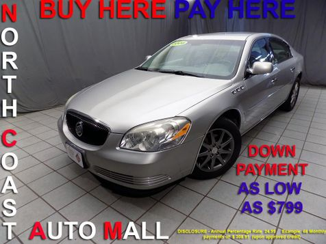 2006 Buick Lucerne CXL As low as $799 DOWN in Cleveland, Ohio