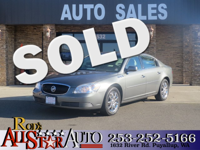 2006 Buick Lucerne CXL The CARFAX Buy Back Guarantee that comes with this vehicle means that you c