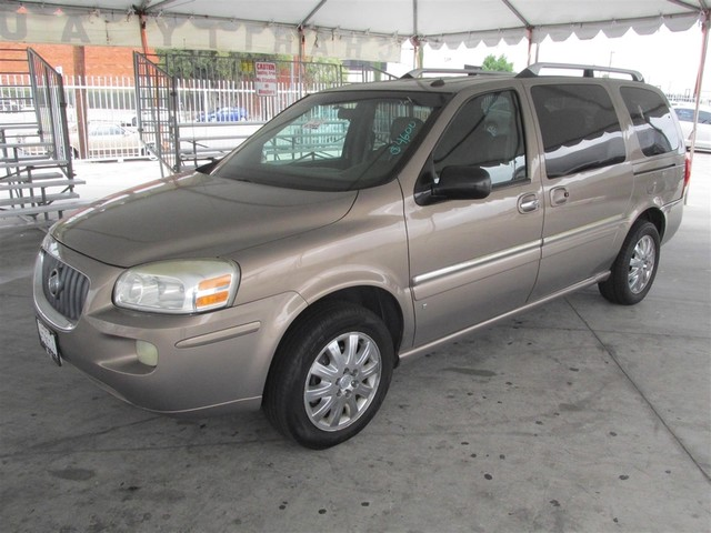 2006 Buick Terraza CXL This particular Vehicle comes with 3rd Row Seat Please call or e-mail to c