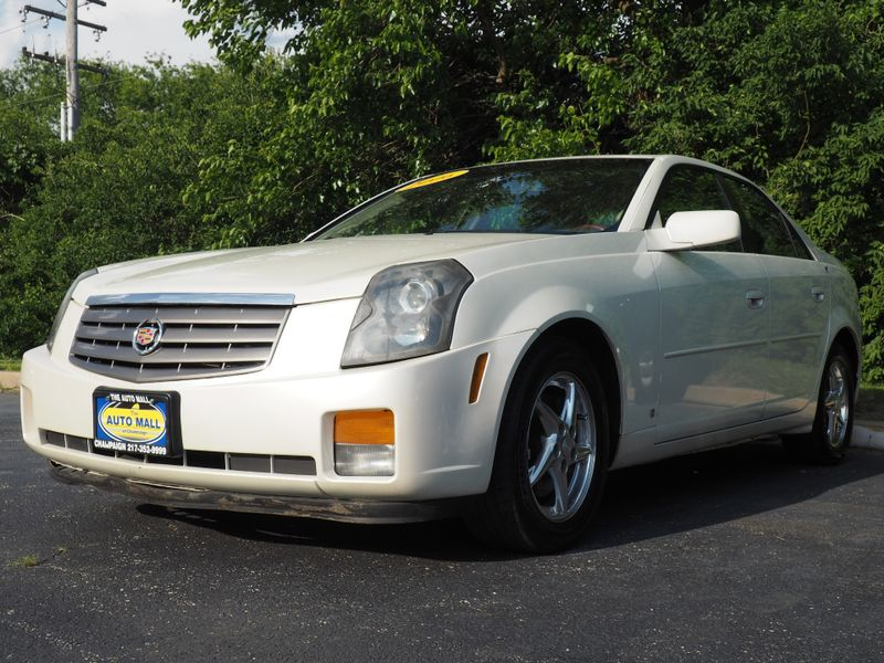 2006 Cadillac CTS  | Champaign, Illinois | The Auto Mall of Champaign in Champaign Illinois
