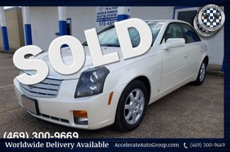 2006 Cadillac CTS LOW MILES, NAV, NICE! in Garland
