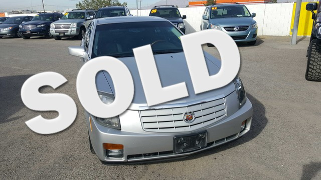 Used Cars in Las Vegas 2006 Cadillac CTS