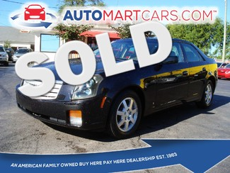 2006 Cadillac CTS in Nashville Tennessee