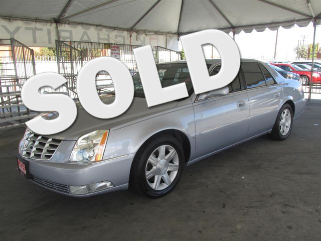 2006 Cadillac DTS w1SC Please call or e-mail to check availability All of our vehicles are ava
