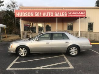 2006 Cadillac DTS in Myrtle Beach South Carolina