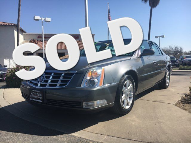 2006 Cadillac DTS Fine leather seats will enhance your comfort and keep your interior looking new