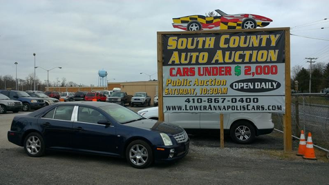 2006 Cadillac STS  in Harwood, MD