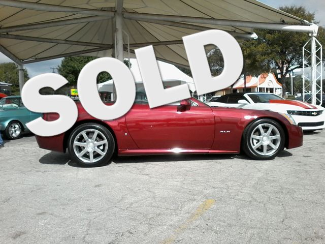 2006 Cadillac XLR Retractable San Antonio, Texas 0