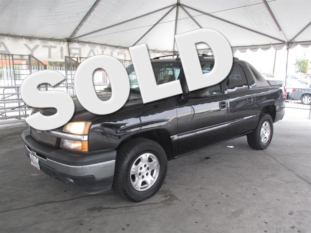 2006 Chevrolet Avalanche LS Please call or e-mail to check availability All of our vehicles are