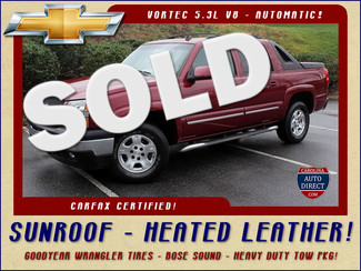 2006 Chevrolet Avalanche Z66 LT RWD - SUNROOF - HEATED LEATHER! Mooresville , NC