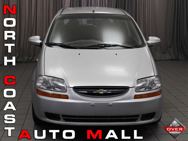 chevrolet aveo for sale ohio dealerrater. Cars Review. Best American Auto & Cars Review