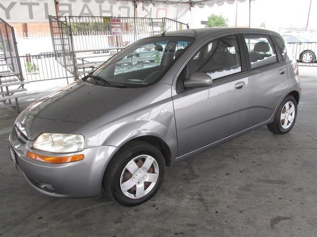 2006 Chevrolet Aveo LS Please call or e-mail to check availability All of our vehicles are avai