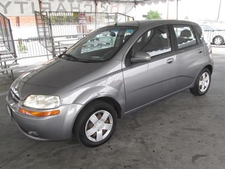 2006 Chevrolet Aveo LS Gardena, California