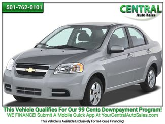 2006 Chevrolet Aveo LS | Hot Springs, AR | Central Auto Sales in Hot Springs AR