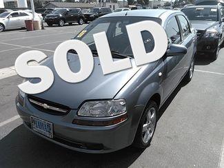 2006 Chevrolet Aveo LT LINDON, UT