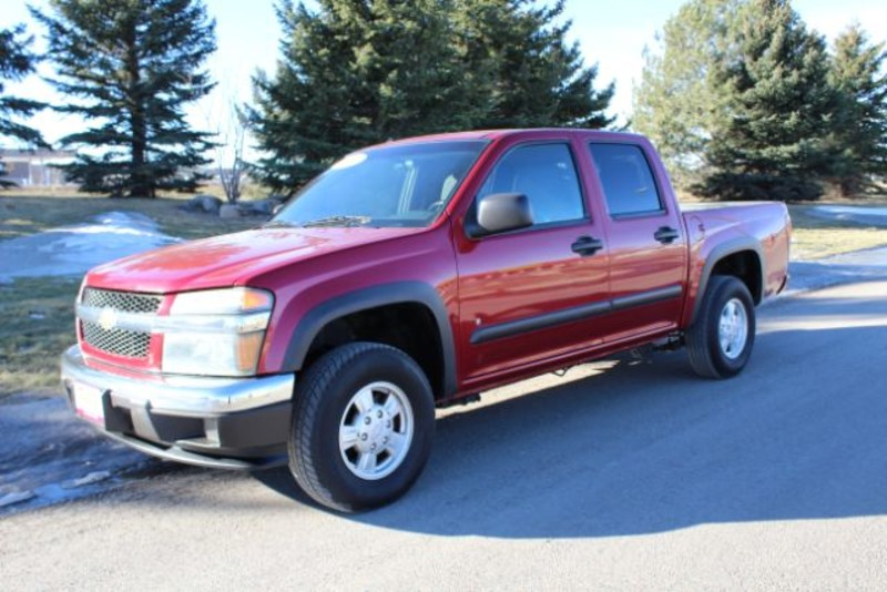 2006 Chevrolet Colorado LT w2LT  city MT  Bleskin Motor Company   in Great Falls, MT