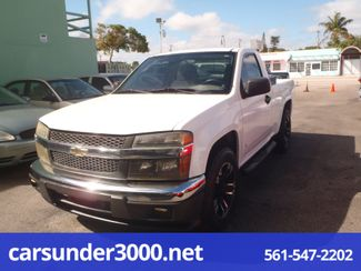 2006 Chevrolet Colorado Work Truck Lake Worth , Florida