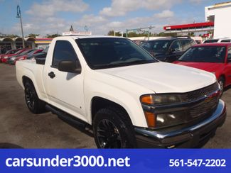 2006 Chevrolet Colorado Work Truck Lake Worth , Florida 3