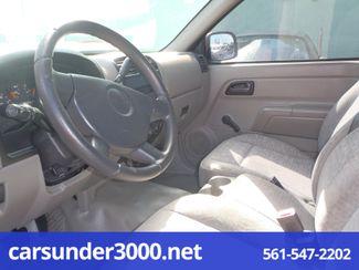 2006 Chevrolet Colorado Work Truck Lake Worth , Florida 4
