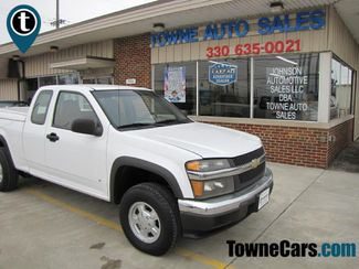 2006 Chevrolet Colorado LS   Medina, OH   Towne Auto Sales in Ohio OH