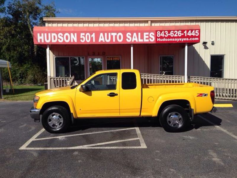 2006 Chevrolet Colorado LT w/1LT | Myrtle Beach, South Carolina | Hudson Auto Sales in Myrtle Beach South Carolina