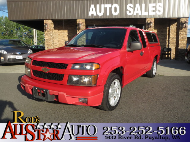 2006 Chevrolet Colorado LT w1LT The CARFAX Buy Back Guarantee that comes with this vehicle means