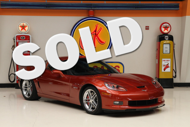 2006 Chevrolet Corvette Z06 This 2006 Chevrolet Corvette Z06 is in great shape with only 5 642 mil