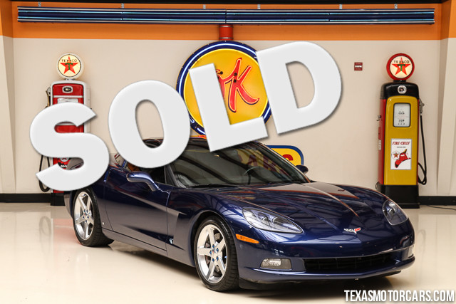 2006 Chevrolet Corvette This 2006 Chevrolet Corvette is in great shape with only 54 143 miles Th