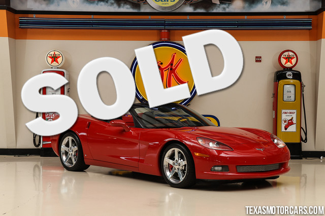 2006 Chevrolet Corvette This Clean Carfax 2006 Chevrolet Corvette is in great shape with only 26