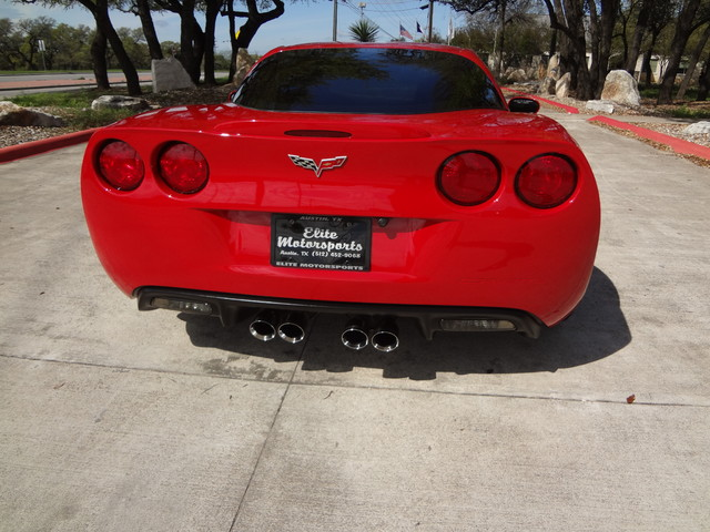 2007 Chevrolet Corvette Z06 Austin , Texas 3
