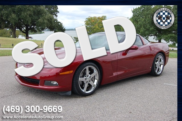 2006 Chevrolet Corvette Coupe ONLY 23,575 MILES! in Garland Texas