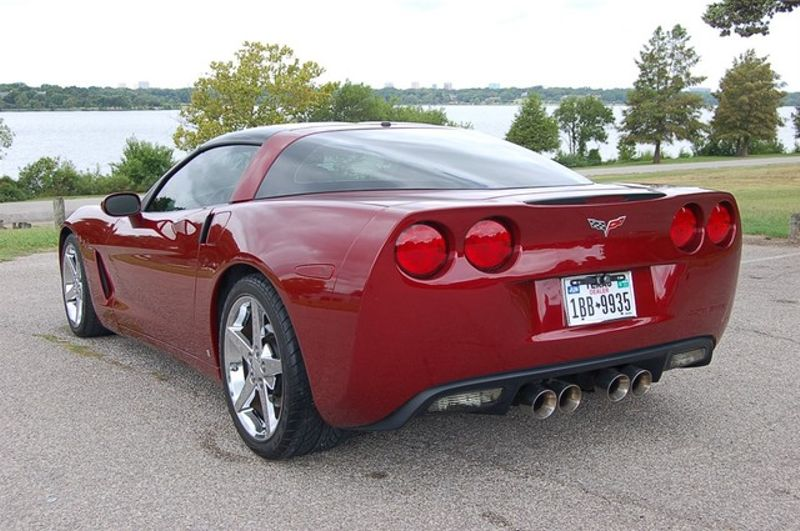 2006 Chevrolet Corvette Coupe ONLY 23,575 MILES! in Garland, Texas