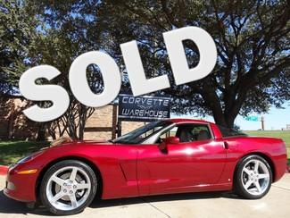2006 Chevrolet Corvette Coupe 3LT, NAV, Auto, Only 16k! Dallas, Texas