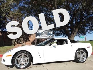 2006 Chevrolet Corvette Coupe 3LT, Auto, Polished Wheels, Only 92k Miles! Dallas, Texas
