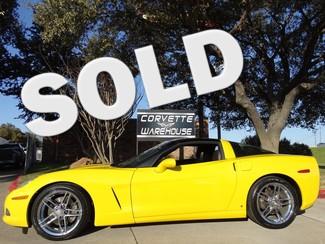 2006 Chevrolet Corvette Coupe 3LT, HUD, Glass Top, Auto, Z06 Chromes! Dallas, Texas