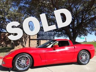 2006 Chevrolet Corvette Coupe 3LT, NAV, Z51, ZR1 Chromes, 60k! Dallas, Texas