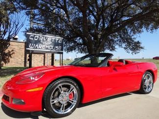 2006 Chevrolet Corvette Convertible 3LT, F55, NAV, Corsa, Chromes, PwrTop in Dallas Texas