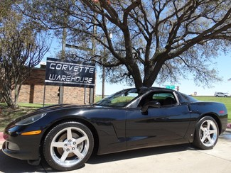 2006 Chevrolet Corvette Coupe Auto, Polished Wheels, One-Owner! in Dallas Texas