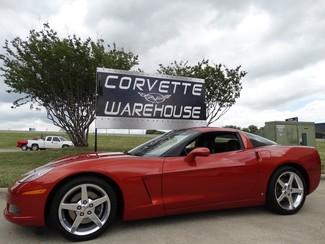 2006 Chevrolet Corvette Coupe 3LT, NAV, Polished Wheels, Only 13k! in Dallas Texas