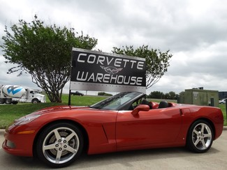 2006 Chevrolet Corvette Convertible 3LT, Z51, NAV, Pwr Top, Corsa 17k! in Dallas Texas