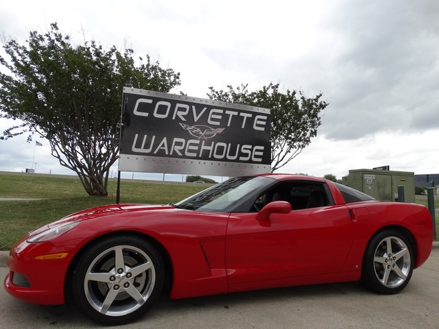 2006 Chevrolet Corvette Coupe 3LT, Auto, Polished Wheels | Dallas, Texas | Corvette Warehouse