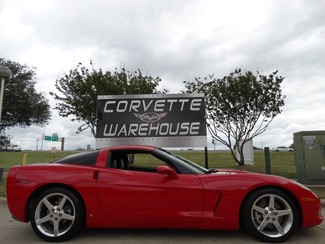 2006 Chevrolet Corvette Coupe 3LT, Auto, Chrome Wheels 47k! in Dallas, Texas